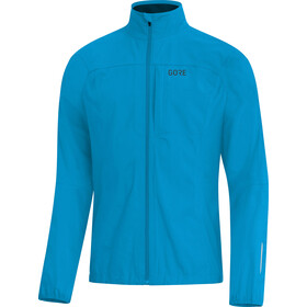 GORE WEAR R3 Gore-Tex Active Jas Heren, dynamic cyan
